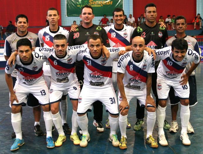 Apas Três Lagoas se classifica para a final da Liga Centro-Oeste de futsal (Foto: Divulgação/Funesp)
