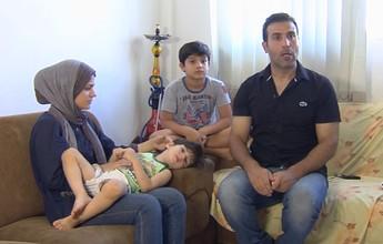 Fisioterapeuta Sírio vê no futebol chance de recomeçar a vida no Brasil