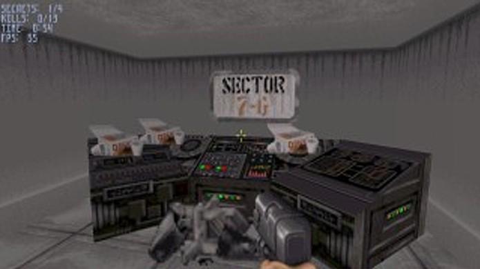 Mesa de Homer Simpson pode ser encontrada em Duke Nukem 3D (Foto: valvesoftware.com)