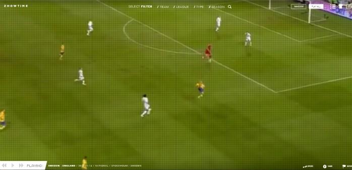 BLOG: It's Zhowtime! Ibrahimovic lança site com (quase) todos os gols de sua carreira