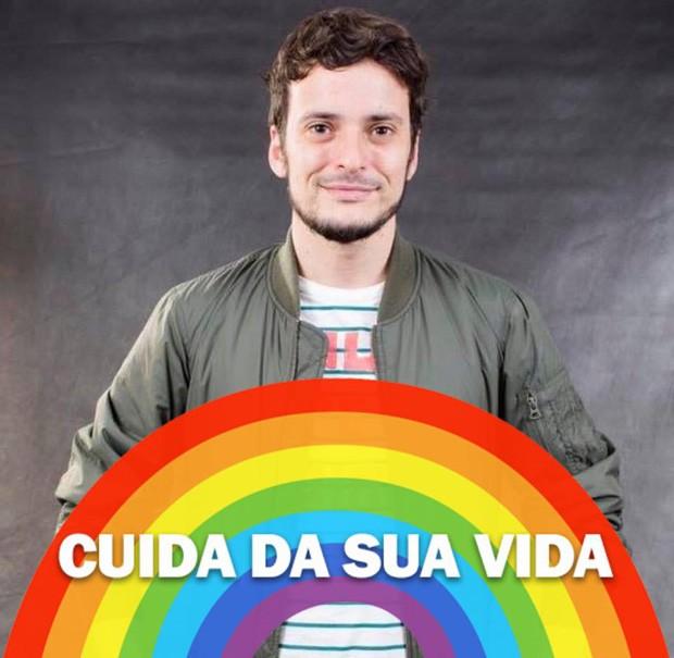 O jornalista Fernando Oliveira (Foto: Reprodução/Facebook)