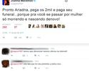 Após ter postagens antigas criticadas, Joanna Maranhão pede desculpas