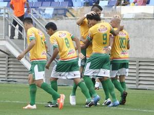 Operário vence o Barueri por 1 a 0 (Foto: Christian Guimarães)