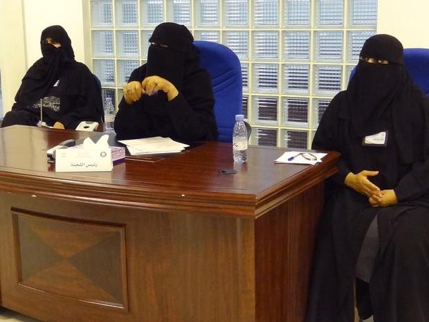Eleições representam uma tímida abertura na Arábia Saudita (Foto: Dina Fouad/AFP)