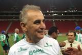 """Presidente do Gama projeta time forte na Série D: """"Vamos nos organizar"""""""