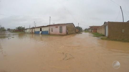 Luís Eduardo Magalhães decreta situação de emergência após chuvas