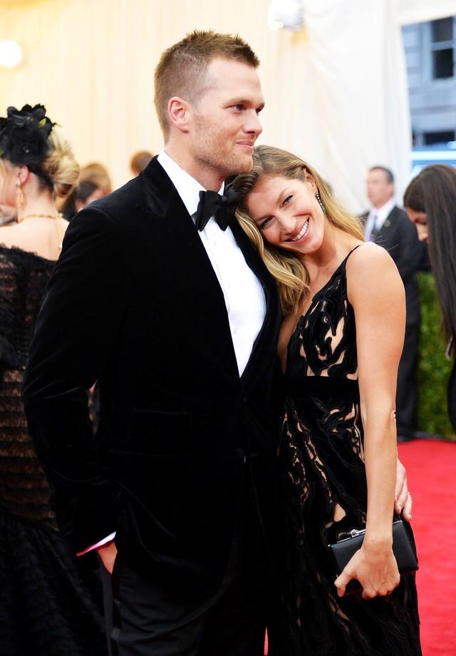 Gisele Bündchen e Tom Brady (Foto: Getty Images)