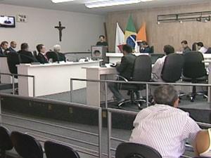 Este ano a Câmara ainda não contratou estagiários (Foto: reprodução/TV Integração)
