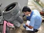 Segundo LIRAa do ano em Oliveira aponta risco de surto de dengue