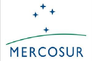A bandeira do Mercosul (Foto: Reprodução)