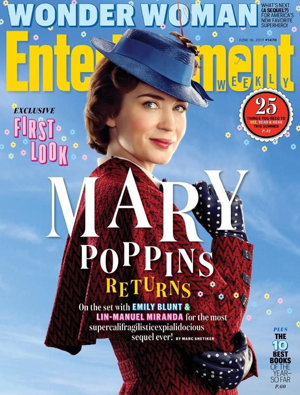Mary Poppins Returns estreia em 2018 (Foto: Reprodução)