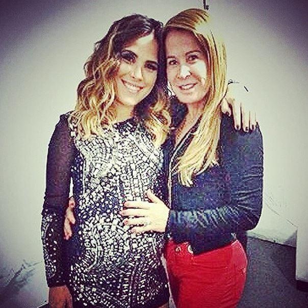 Wanessa e Zilu (Foto: Instagram / Reprodução)