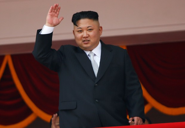 Kim Jong-Un, líder norte-coreano (Foto: Damir Sagolj/File Photo/Reuters)