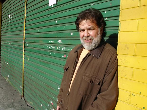 Toninho Vaz, autor da biografia de Torquato Neto (Foto: Divulgação)
