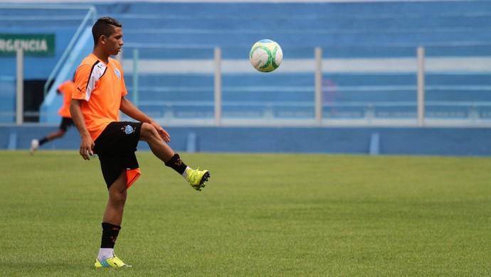 Leandro Carvalho (Foto: Fabio Costa/O Liberal)