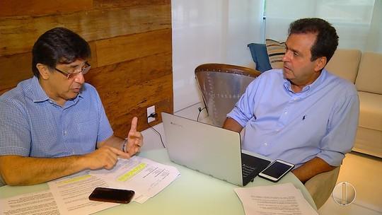 Carlos Eduardo se reúne com equipe e discute estratégias para debate