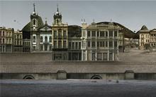 Navegue pelo Rio antigo de Lado a Lado (Lado a Lado/TV Globo)