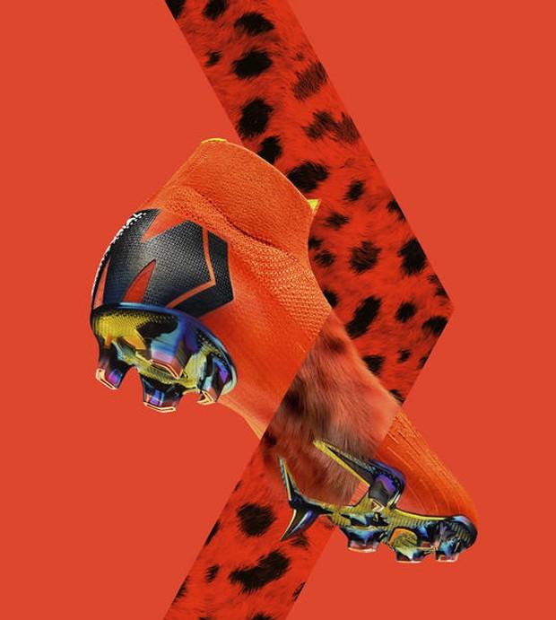 As novas chuteiras da Nike (Foto: Divulgação)