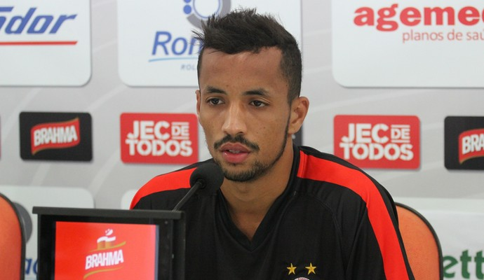 Juninho Joinville (Foto: Beto Lima/JEC)