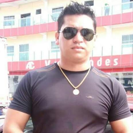Vigilante Carlos Viegas, de 29 anos (Foto: Arquivo Pessoal)