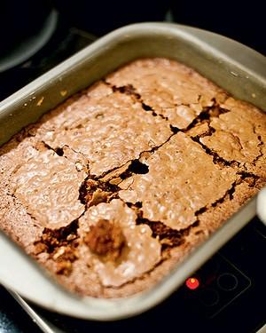 Brownie de chocolate (Foto: Ricardo Corrêa/Casa e Comida)