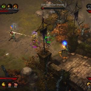 G1 jogou: 'Diablo III' se adapta bem aos videogames (Divulgação/Blizzard)
