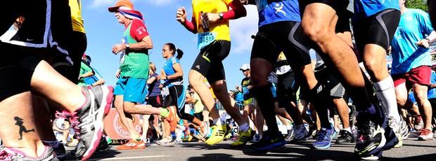 Maratona de são paulo (Foto: Marcos Ribolli / Globoesporte.com)
