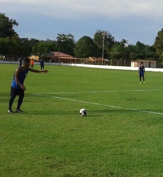 bom teste (Divulgação/Ascom São Francisco F.C.)