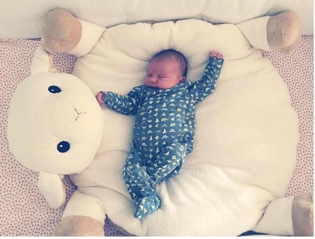 Daisy Josephine nasceu na terça-feira (11) (Foto: Reprodução /  Instagram)