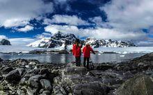 Missão: Antártida