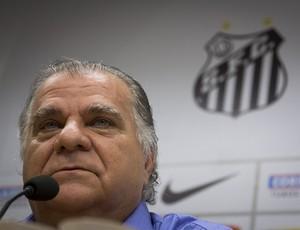 Odílio Rodrigues Santos (Foto: Ricardo Saibun / Divulgação Santos FC)