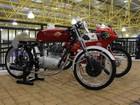 Barra Bonita recebe evento 'Pé na Tábua' com motos históricas