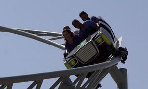 Aventure-se com Renata Ceribelli pelos parques de diversão de Dubai