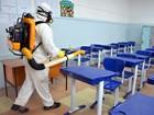 S. Pedro faz mutirão contra a dengue em 4 escolas, museu e biblioteca