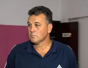 Luiz Felipe Azevedo, diretor presidente do Vila Velha/Cetaf (Foto: Reprodução/TV Gazeta)