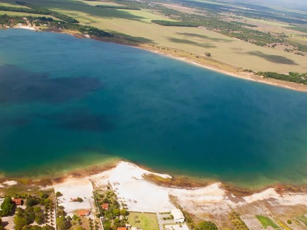 Lagoa do Bonfim fica em Parnamirim, na Grande Natal (Foto: Allan Trigueiro Soares)