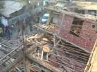 Forte terremoto deixa mortos na Índia