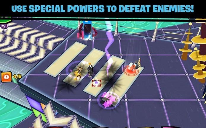 Jogo da Cartoon Network para Android tem ótimos gráficos (Foto: Divulgação)