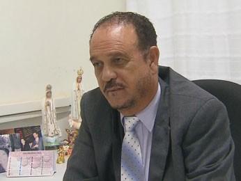 Vereador Vicente André Gomes (PSB) (Foto: Reprodução / TV Globo)