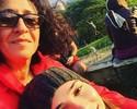 """Lais Souza dedica recuperação à mãe: """"Uma guerreira, e eu aprendo com ela"""""""