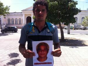 Edson Barbosa da Silva (Foto: Thiago Conrado/ G1)