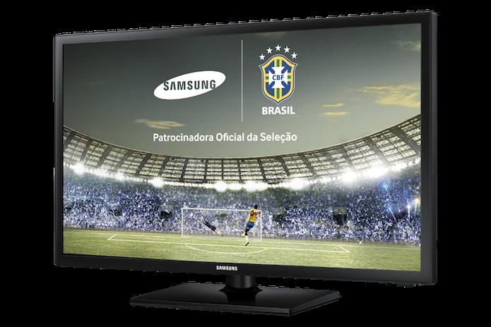 Samsung lança nova linha de TV Monitor no Brasil (Foto: Divulgação)