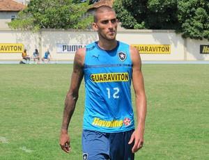 Rafael Marques, Botafogo (Foto: Thales Soares / Globoesporte.com)