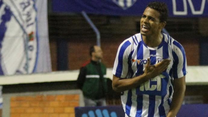 Avaí Atlético-GO Ressacada Série B (Foto: Jamira Furlani/Avaí F.C.)