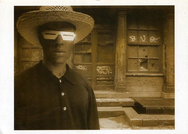 John Akomfrah  (Foto: divulgação)
