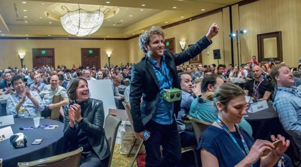 Batalha das startups no SXSW: uma das mais concorridas do mundo (Foto: SXSW)
