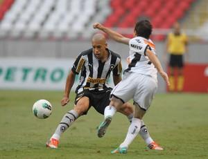 Dória Botafogo x Atlético-MG (Foto: Ernesto Carriço / Ag. Estado)