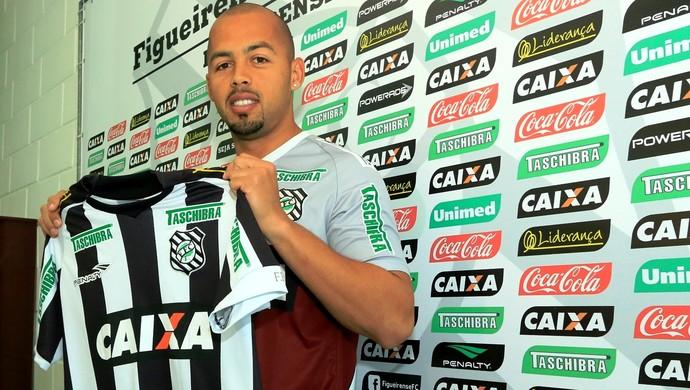 Mazola Figueirense (Foto: Luiz Henrique/Figueirense FC)