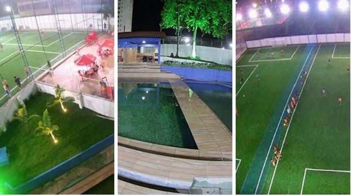 Paysandu Complexo Esportivo Danúbio (Foto: Reprodução/ Instagram)