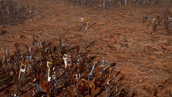Keyblade Graveyard (Foto: Divulgação)